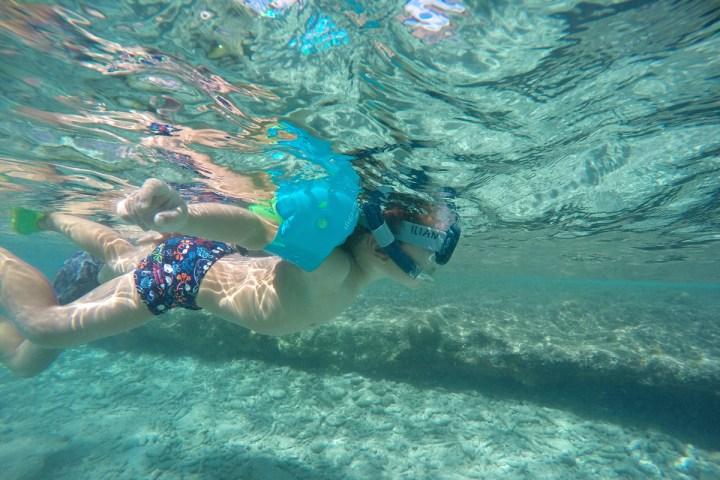 Bonaire snorklen