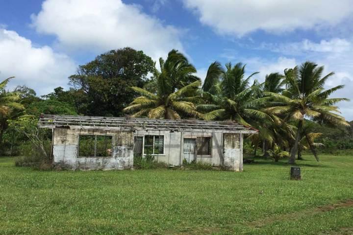 Niue Ruinen