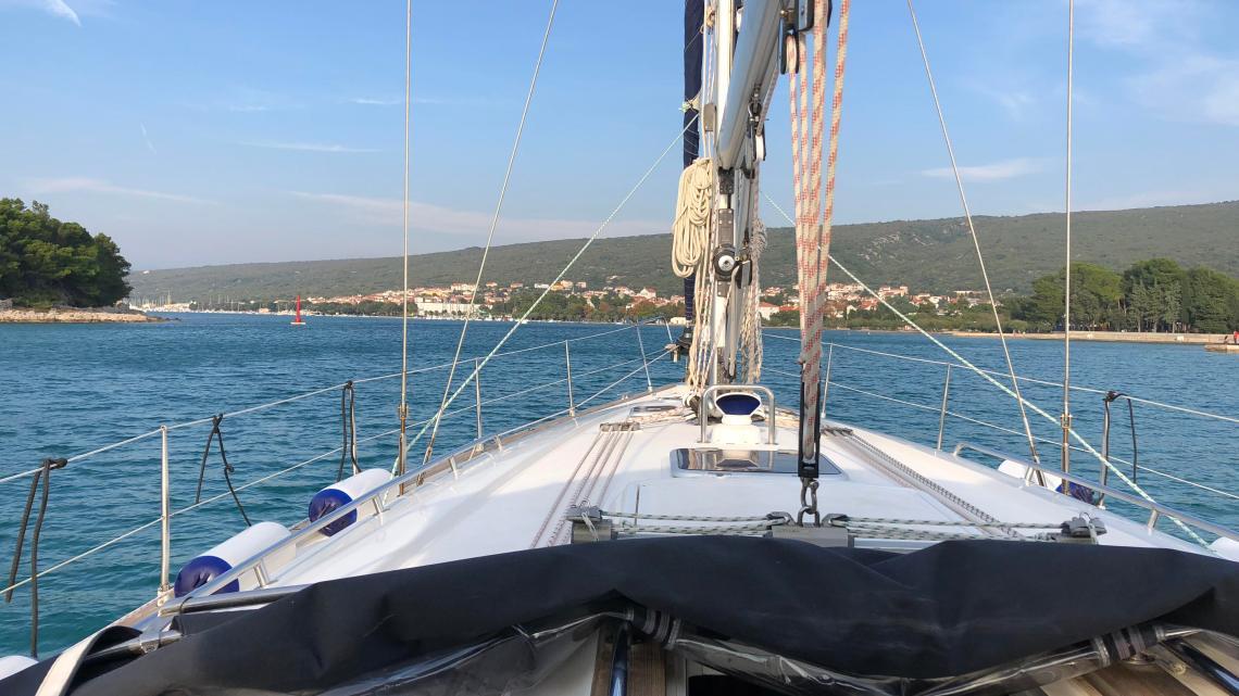 Man@work & Ausflug auf die Insel Rab