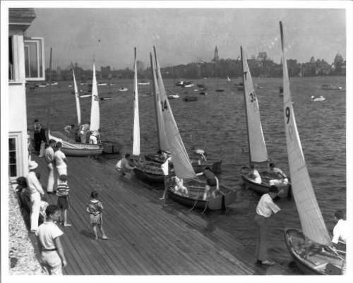 MIT Sailing History