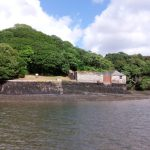 River Fal at low water