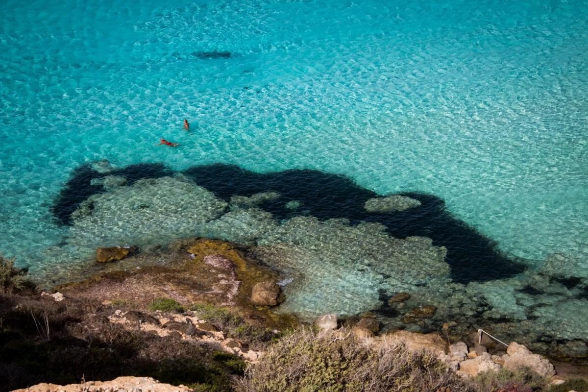Transparency, Spiaggia dei Conigli, Lampedusa