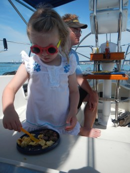 Breakfast at 5 Knots