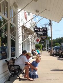 Fish Creek Main Street