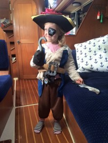 Pirate Claire