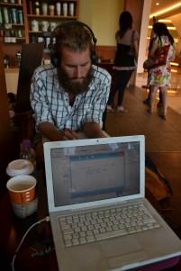 Umsonst Strom und Internet im Starbucks