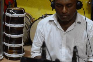 Tabla: Udaya Kumara (Sri Lanka)