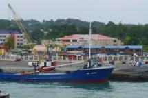Niedlich, der kleine Hafen
