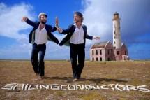 Die Sailing Conductors dirigieren auf Klein Curaçao