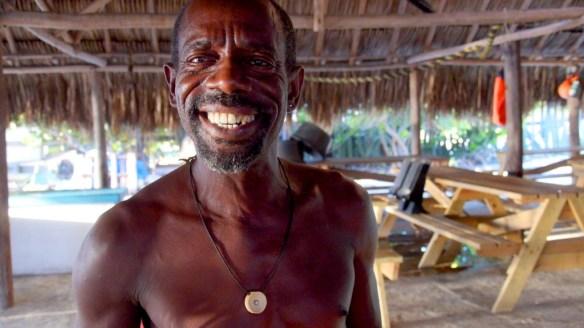 Gutschieta, der einsame Inselverwalter