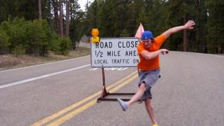 Die Straße zum Grand Canyon ist bis nächsten Monat geschlossen