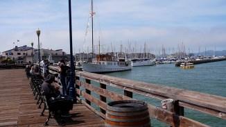Der Hafen am Fisherman's Wharf
