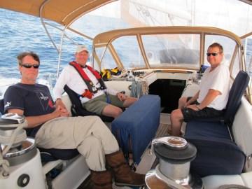 Dan, Eric and Tom