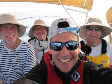 Dan, Eric, Pierre and Tom