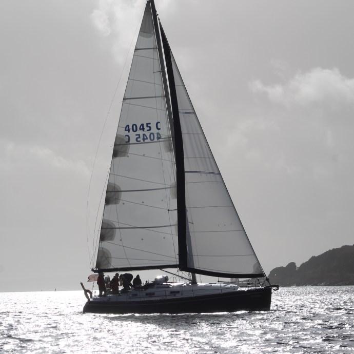 RYA yachtmaster exam