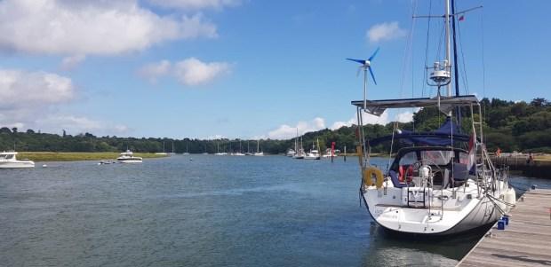 Zeilen varen vakantie engeland reizen België wereld vertrekken zeilboot boot