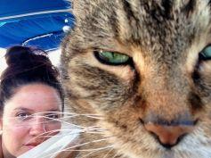 A me and Leo self portrait :)