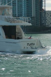 The most beautiful boat name I've seen thus far <3