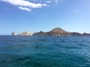 Rounding Cabo.
