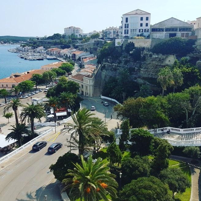 Menorca view