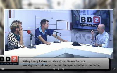 Sailing Living Lab en Canal 15 TV