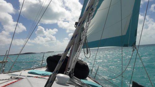 Sailing Luna Sea cruising live aboard blog