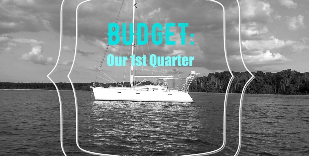 sailing luna sea cruising blog budget