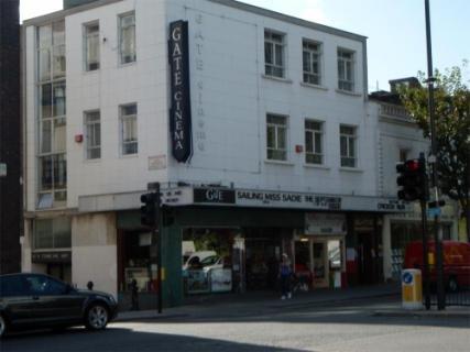 The Gate Cinema, Notting Hill, London