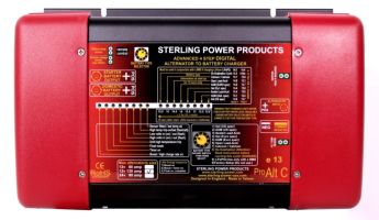 Sterling Alternator to Battery charger