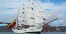 Guayas - photograph from Tall Ships Belfast