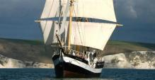 Pelican of London - photograph from Tall Ships Belfast