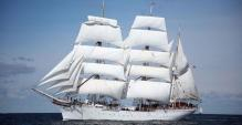 Statsraad Lehmkuhl - photograph from Tall Ships Belfast