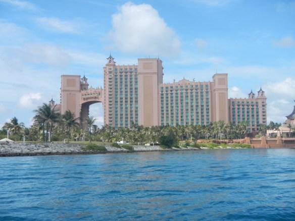 Massive Atlantis Hotel
