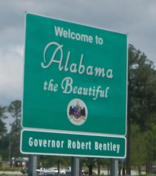 Alabama the Beautiful!