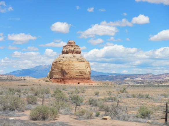 There are some very cool rock formations in Utah
