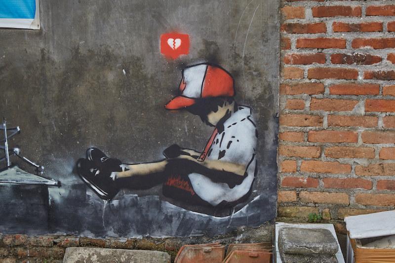 Indonesian Street Art