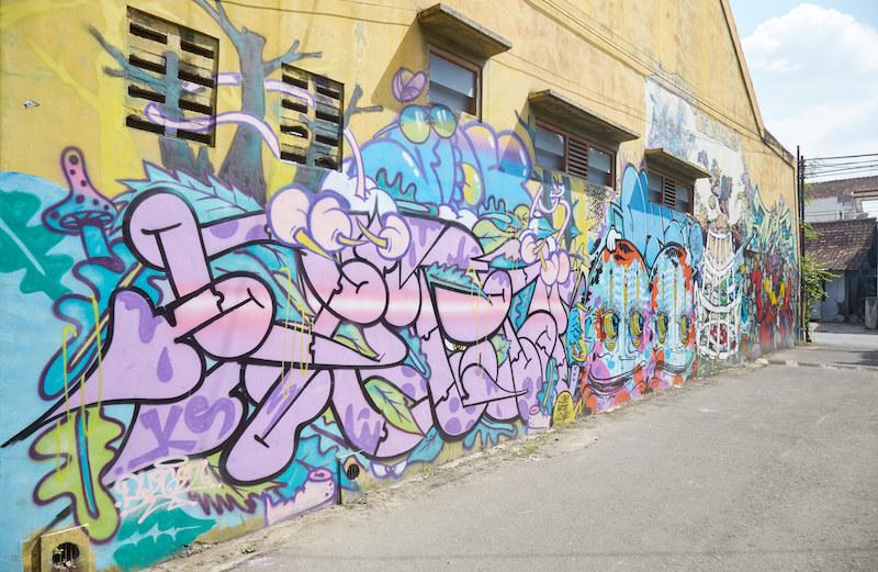 Street Art Jogja