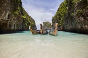 Loh Samah Bay Ko Phi Phi