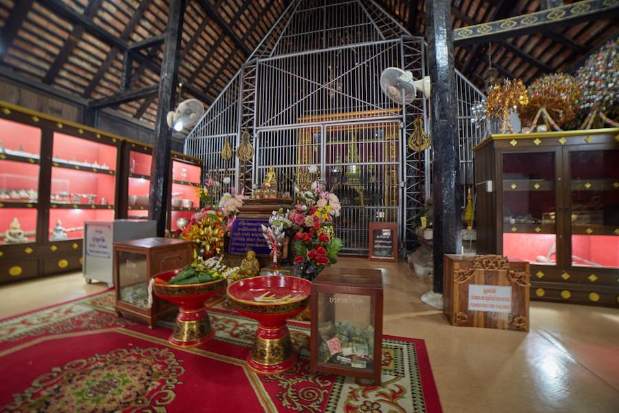 Lampang Luang Emerald Buddha
