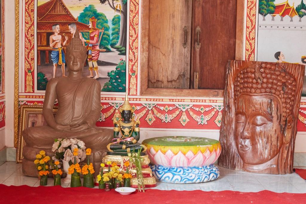 That Luang Tai Temple Emerald Buddha