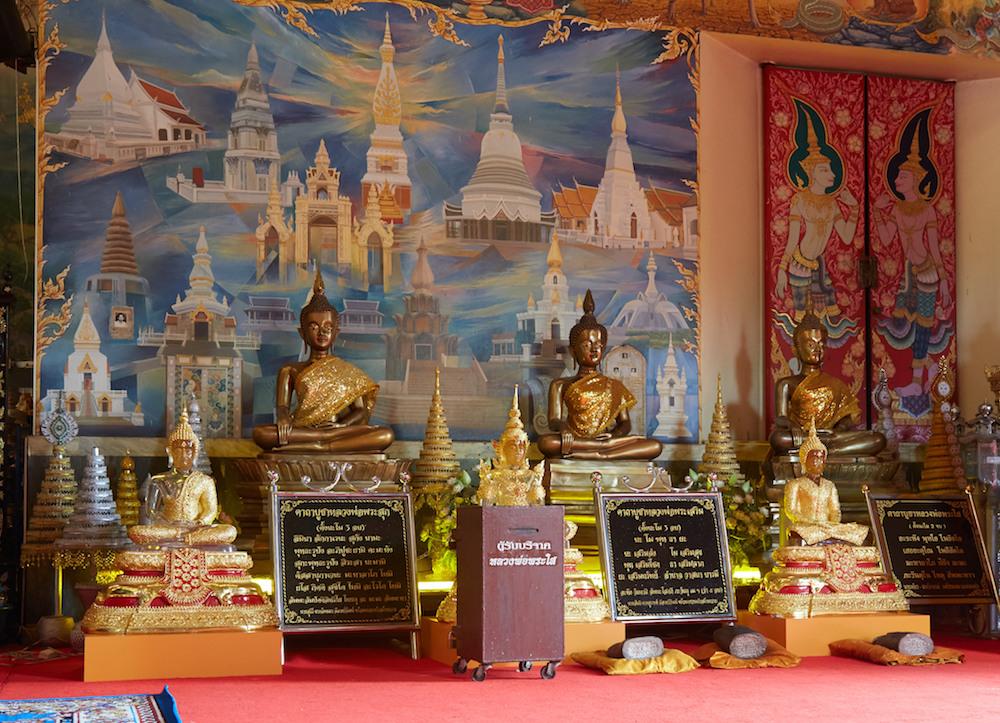 Wat Pho Chai Buddha Replicas