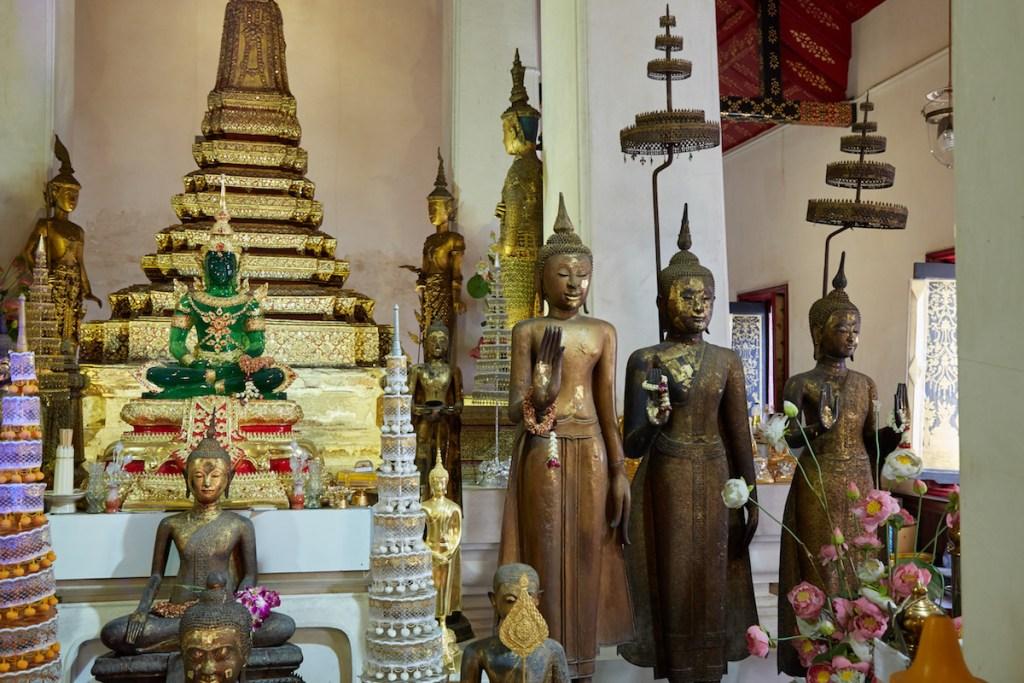 Emerald Buddha Phra Bang