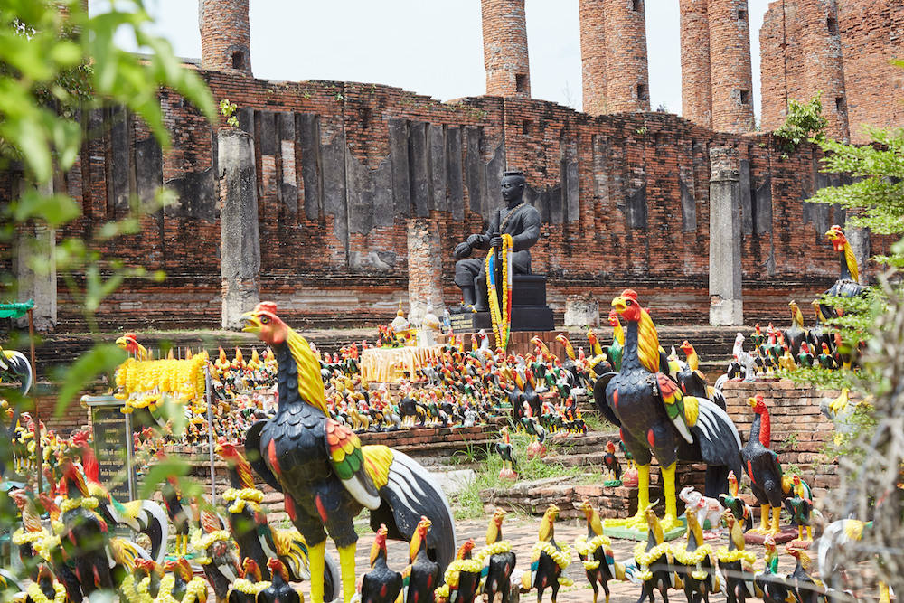 Ayutthaya: Touring the Ruins of an Ancient Island Capital - Sailingstone  Travel