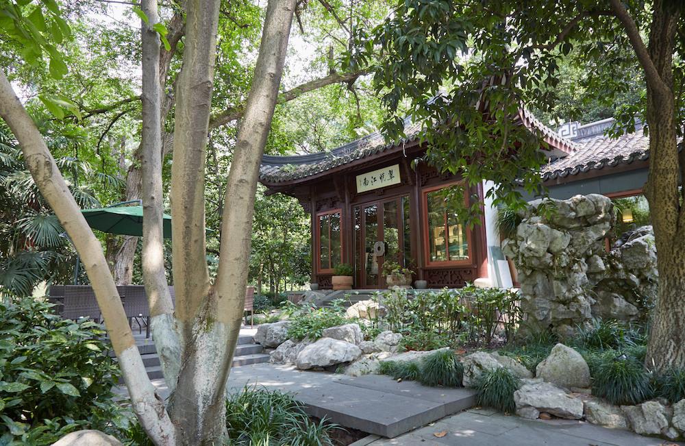 Hangzhou West Lake Tea House