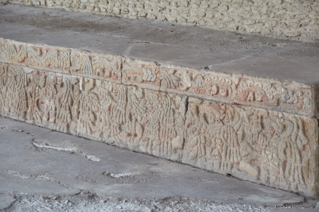 Burnt Palace Relief Carvings Tula