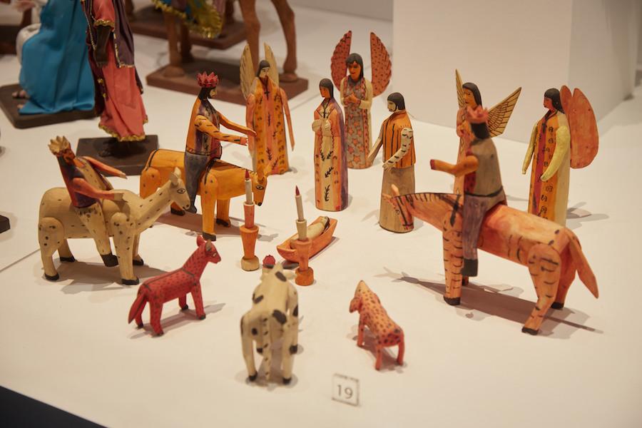 Museo de Arte Popular Miniatures