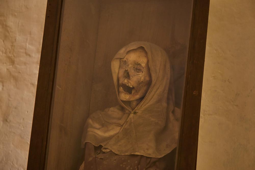 Museo de El Carmen Mummy