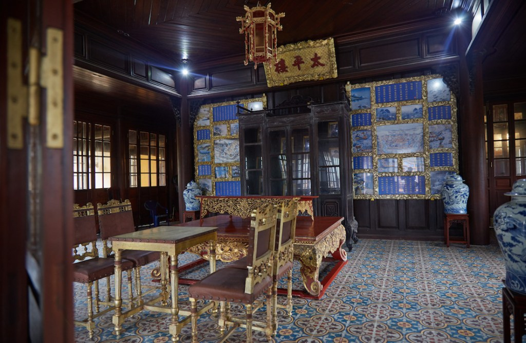 Royal Reading Room