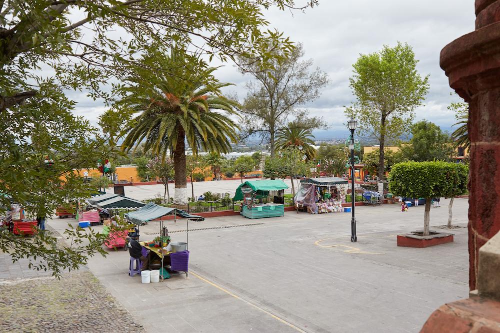 Tepotzotlan Town Square
