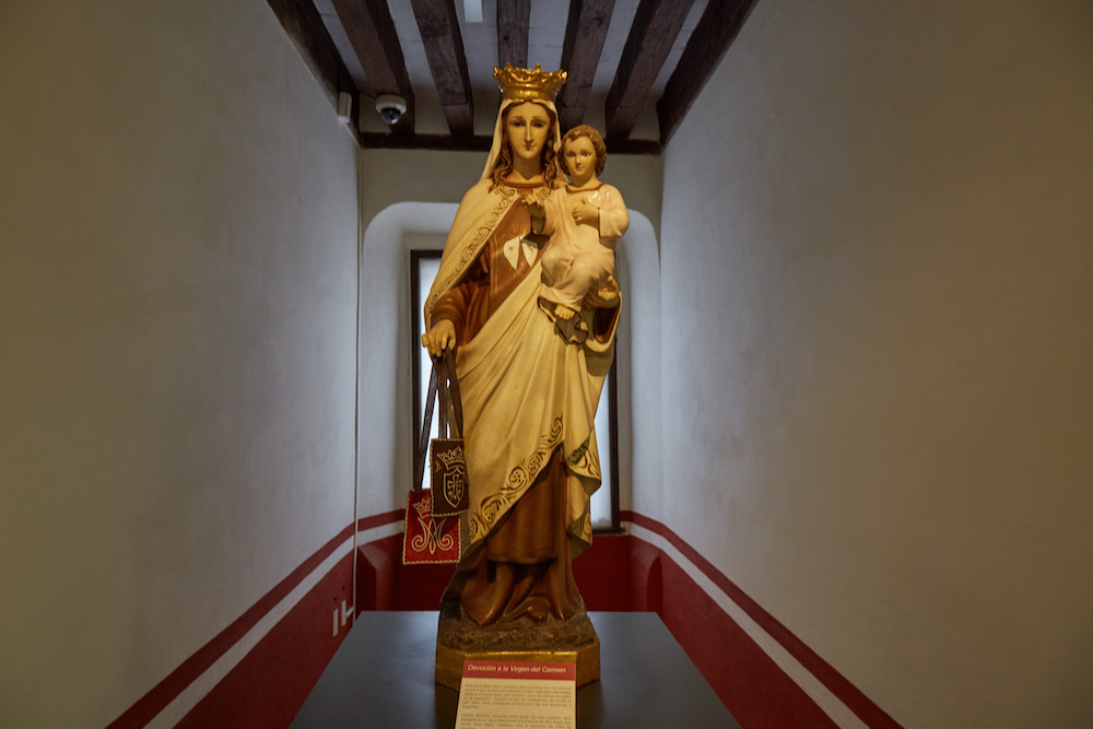 Our Lady of Mount Carmel Mexico